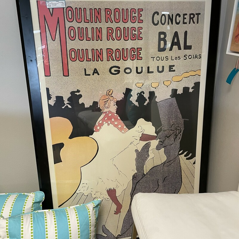Moulin Rouge Print