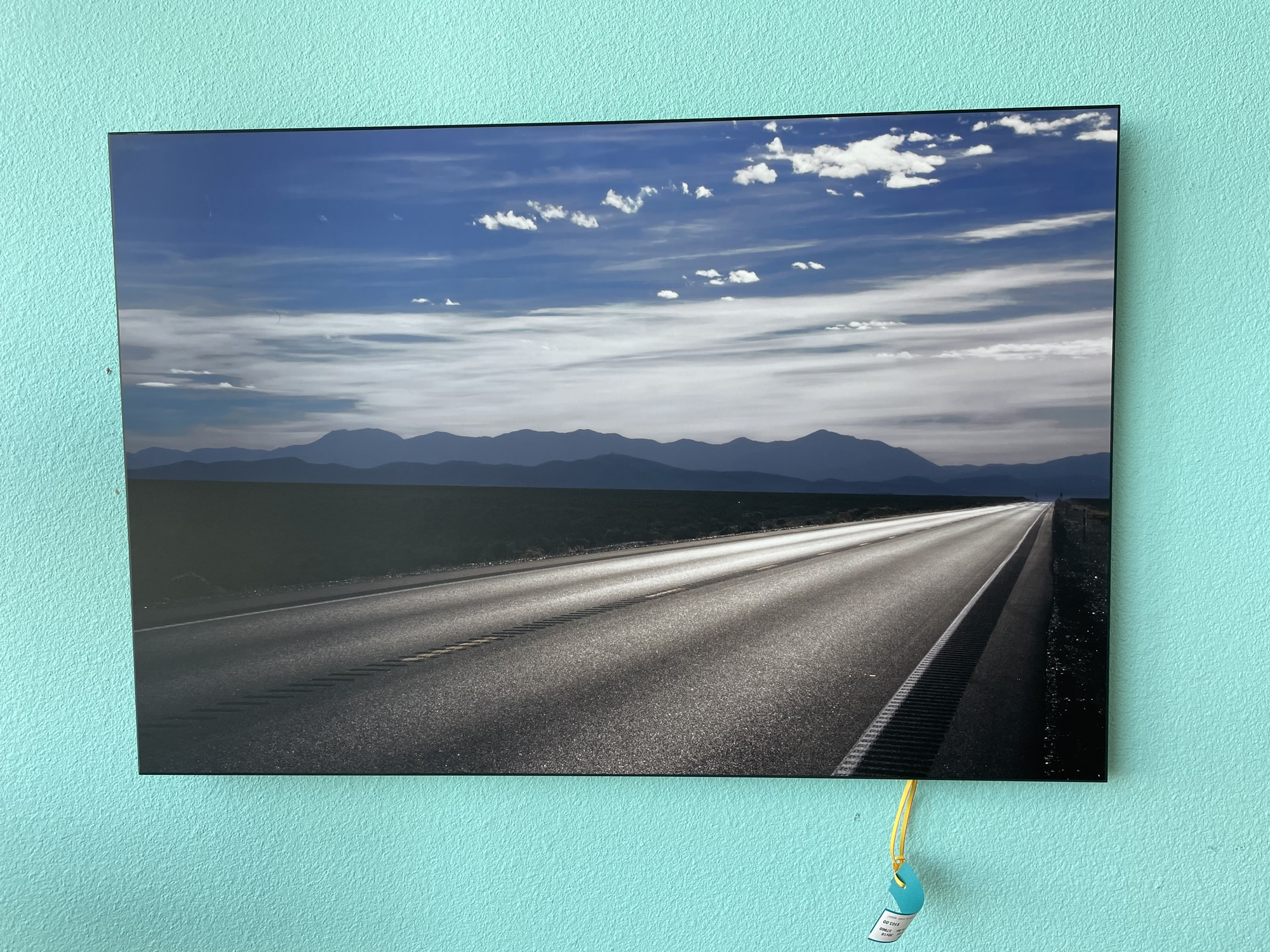 Local Photography On Boar, Road, Size: 30x18