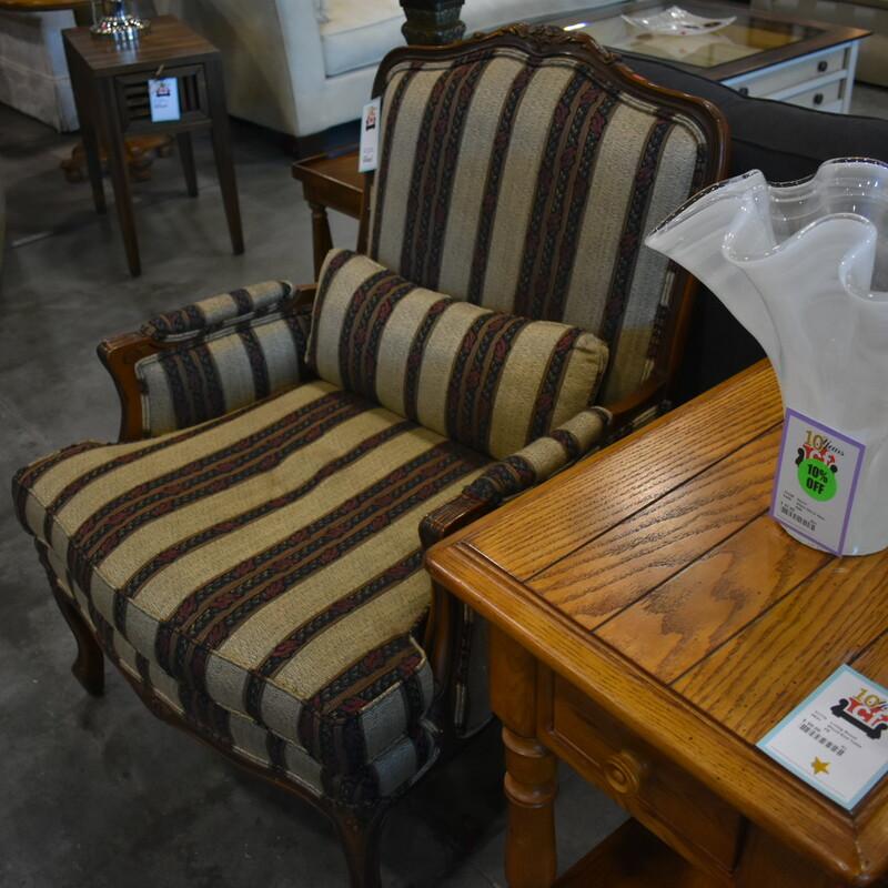 E.A. Accent Chair