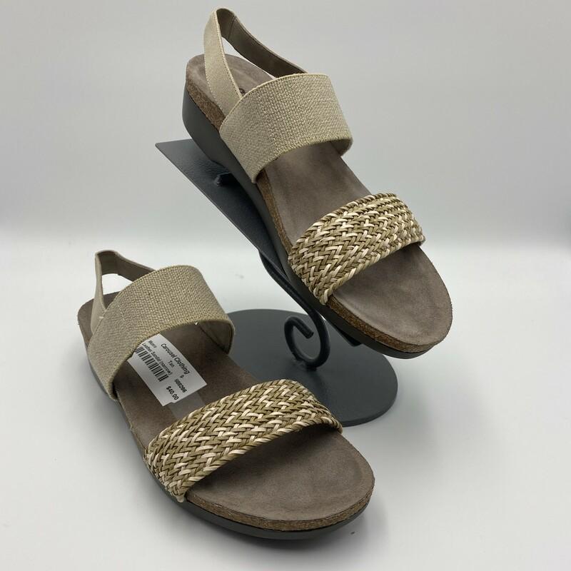 Leather Sandal (narrow)