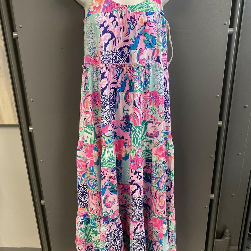 Sl Prt Maxi Dress (new)