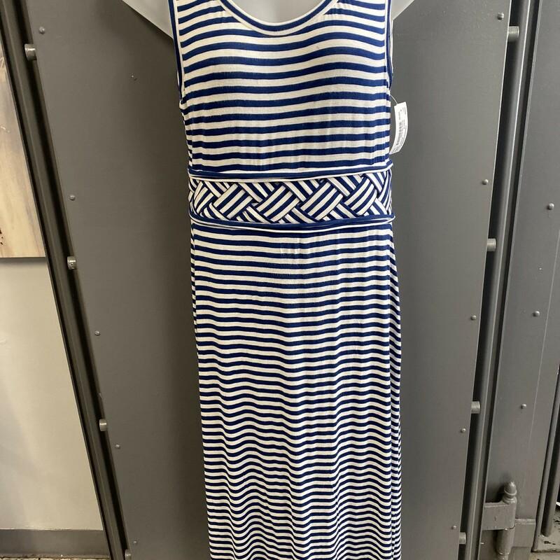 Slvless Stp Dress