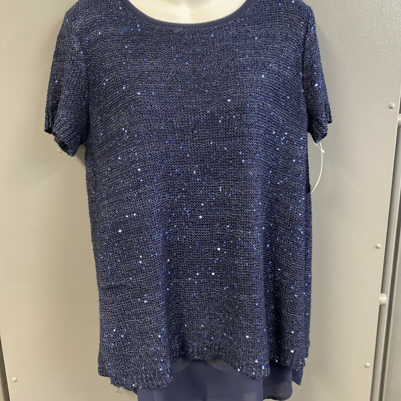 Ss Sequin Tunic