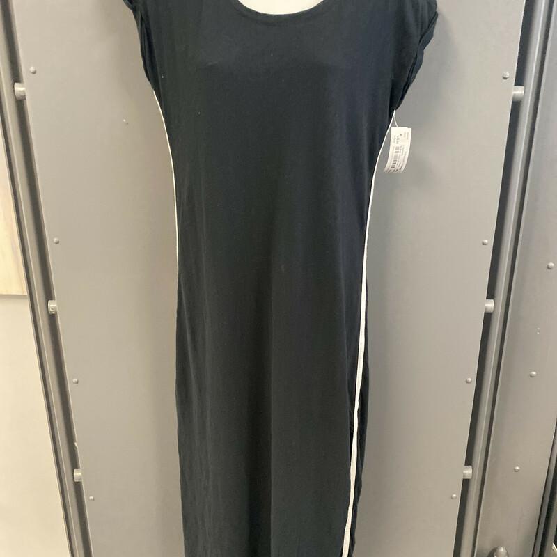 Ss Maxi Dress W Slit