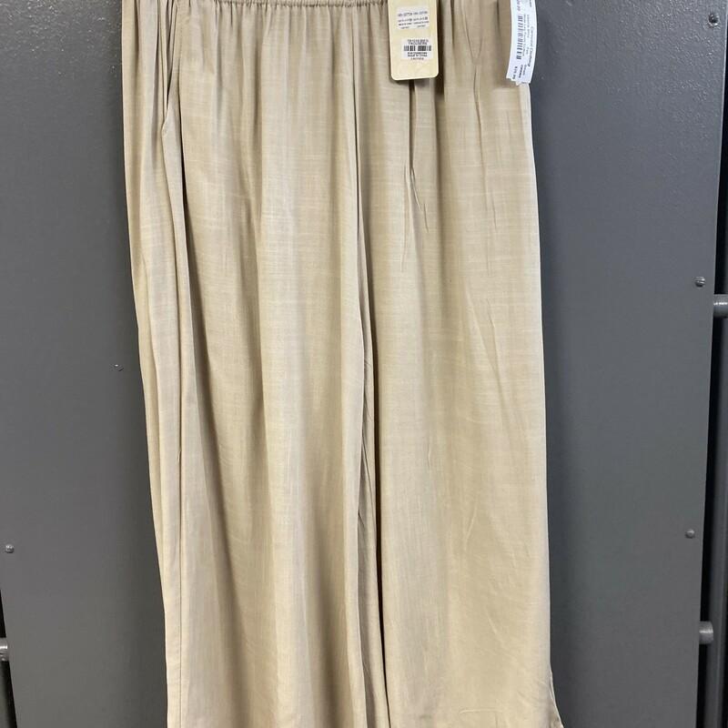 Wide Leg Pants Cotton
