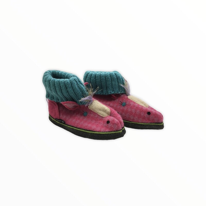 Shoes (horse Pink/blue)