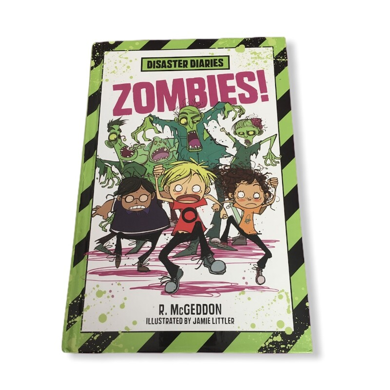 Disaster Diaries Zombies