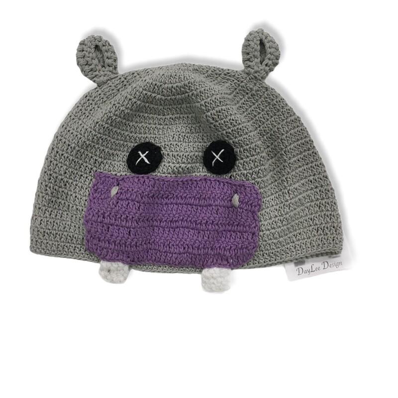Hat (Hippo) NWT
