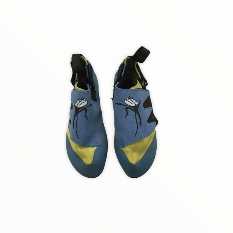 Shoes (Climbing/Blue)