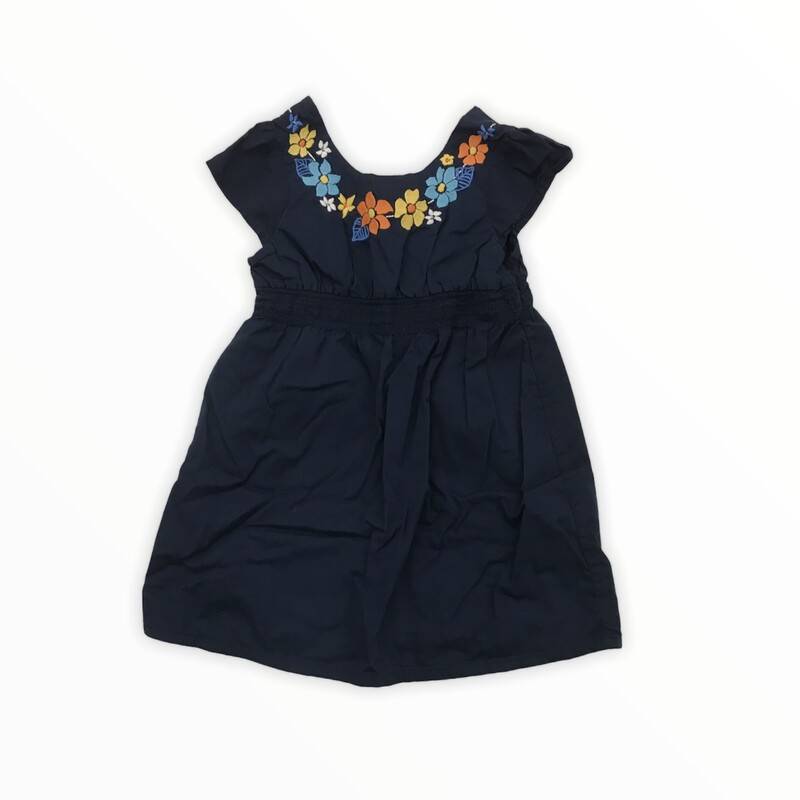 Dress, Girl, Size: 4t  #resalerocks #gymboree #pipsqueakresale #vancouverwa #portland #reusereducerecycle #fashiononabudget #chooseused #consignment #savemoney #shoplocal #weship #keepusopen #shoplocalonline #resale #resaleboutique #mommyandme #minime #fashion #reseller                                                                                                                                                 Cross posted, items are located at #PipsqueakResaleBoutique, payments accepted: cash, paypal & credit cards. Any flaws will be described in the comments. More pictures available with link above. Local pick up available at the #VancouverMall, tax will be added (not included in price), shipping available (not included in price), item can be placed on hold with communication, message with any questions. Join Pipsqueak Resale - Online to see all the new items! Follow us on IG @pipsqueakresale & Thanks for looking! Due to the nature of consignment, any known flaws will be described; ALL SHIPPED SALES ARE FINAL. All items are currently located inside Pipsqueak Resale Boutique as a store front items purchased on location before items are prepared for shipment will be refunded.