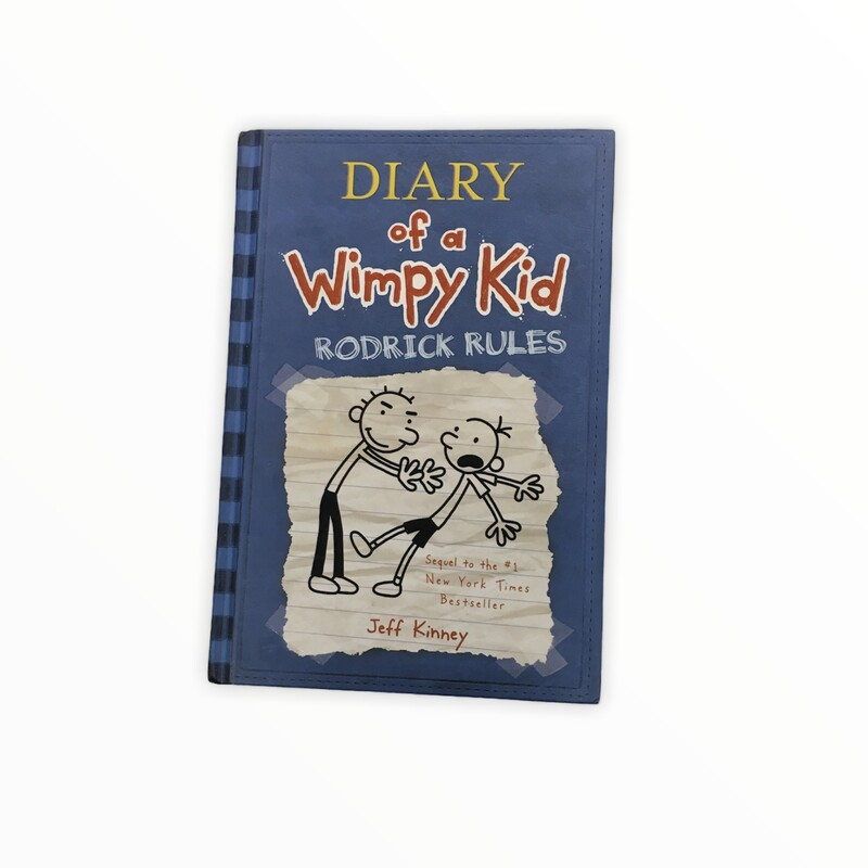 Diary Of A Wimpy Kid, Book: Rodrick Rules  #resalerocks #books  #pipsqueakresale #vancouverwa #portland #reusereducerecycle #fashiononabudget #chooseused #consignment #savemoney #shoplocal #weship #keepusopen #shoplocalonline #resale #resaleboutique #mommyandme #minime #fashion #reseller                                                                                                                                      Cross posted, items are located at #PipsqueakResaleBoutique, payments accepted: cash, paypal & credit cards. Any flaws will be described in the comments. More pictures available with link above. Local pick up available at the #VancouverMall, tax will be added (not included in price), shipping available (not included in price), item can be placed on hold with communication, message with any questions. Join Pipsqueak Resale - Online to see all the new items! Follow us on IG @pipsqueakresale & Thanks for looking! Due to the nature of consignment, any known flaws will be described; ALL SHIPPED SALES ARE FINAL. All items are currently located inside Pipsqueak Resale Boutique as a store front items purchased on location before items are prepared for shipment will be refunded.