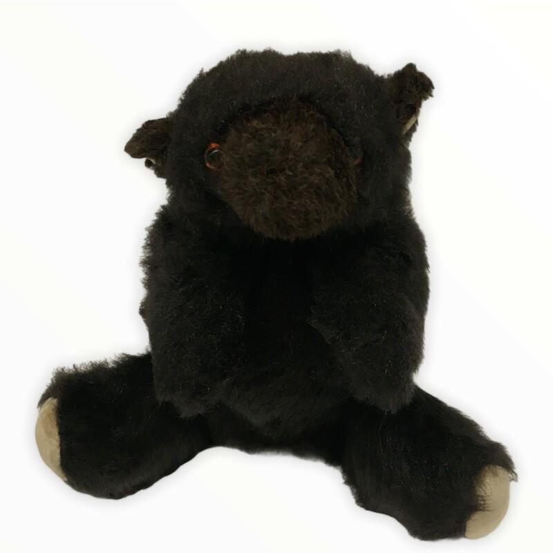 Puppets: Black Bear