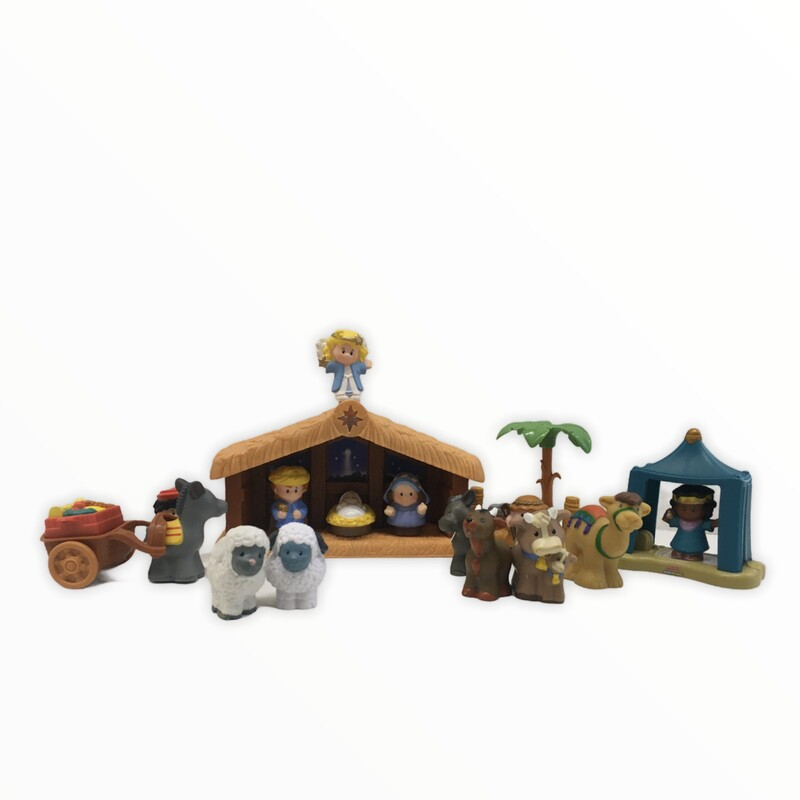 Christmas Nativity (Sound