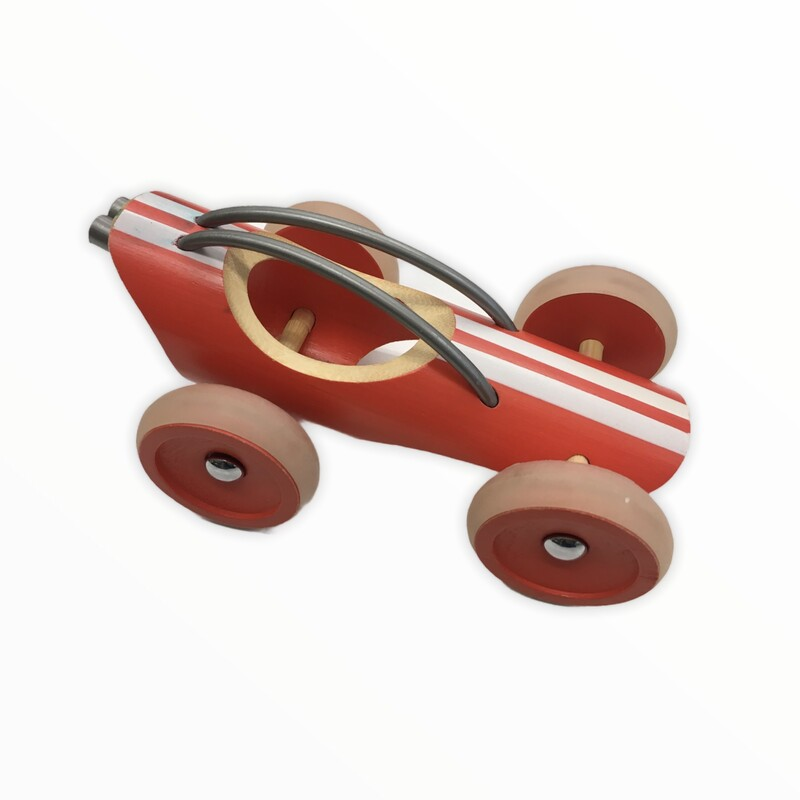 Red Roadster (Bamboo/Red)