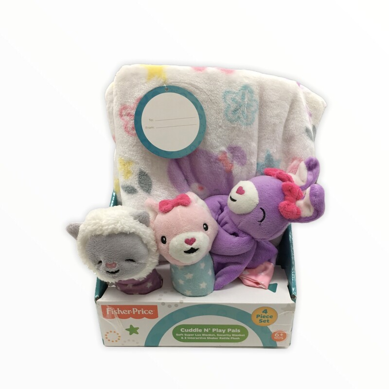 Puddle N Play Pals NWT