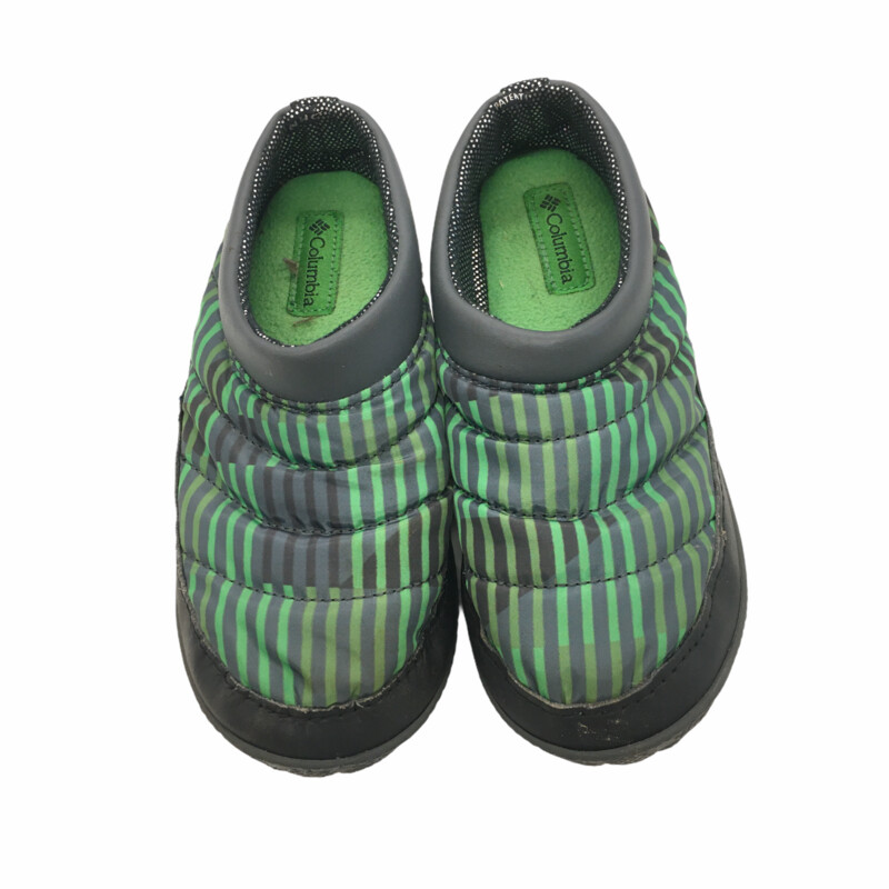 Shoes (Slippers/Green)