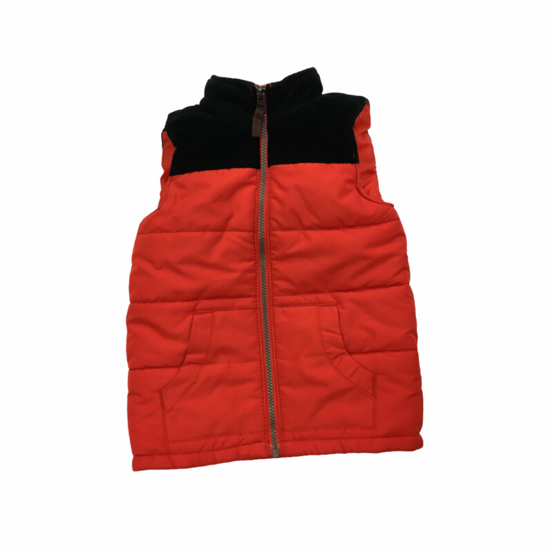 Vest, Boy, Size: 4/5  #resalerocks #carters #pipsqueakresale #vancouverwa #portland #reusereducerecycle #fashiononabudget #chooseused #consignment #savemoney #shoplocal #weship #keepusopen #shoplocalonline #resale #resaleboutique #mommyandme #minime #fashion #reseller                                                                                                                                      Cross posted, items are located at #PipsqueakResaleBoutique, payments accepted: cash, paypal & credit cards. Any flaws will be described in the comments. More pictures available with link above. Local pick up available at the #VancouverMall, tax will be added (not included in price), shipping available (not included in price), item can be placed on hold with communication, message with any questions. Join Pipsqueak Resale - Online to see all the new items! Follow us on IG @pipsqueakresale & Thanks for looking! Due to the nature of consignment, any known flaws will be described; ALL SHIPPED SALES ARE FINAL. All items are currently located inside Pipsqueak Resale Boutique as a store front items purchased on location before items are prepared for shipment will be refunded.