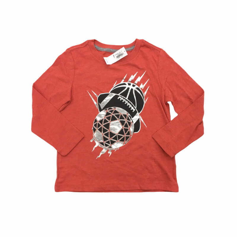 Long Sleeve Shirt NWT, Boy, Size: 5  #resalerocks #pipsqueakresale #vancouverwa #portland #reusereducerecycle #fashiononabudget #chooseused #consignment #savemoney #shoplocal #weship #keepusopen #shoplocalonline #resale #resaleboutique #mommyandme #minime #fashion #reseller                                                                                                                                      Cross posted, items are located at #PipsqueakResaleBoutique, payments accepted: cash, paypal & credit cards. Any flaws will be described in the comments. More pictures available with link above. Local pick up available at the #VancouverMall, tax will be added (not included in price), shipping available (not included in price), item can be placed on hold with communication, message with any questions. Join Pipsqueak Resale - Online to see all the new items! Follow us on IG @pipsqueakresale & Thanks for looking! Due to the nature of consignment, any known flaws will be described; ALL SHIPPED SALES ARE FINAL. All items are currently located inside Pipsqueak Resale Boutique as a store front items purchased on location before items are prepared for shipment will be refunded.