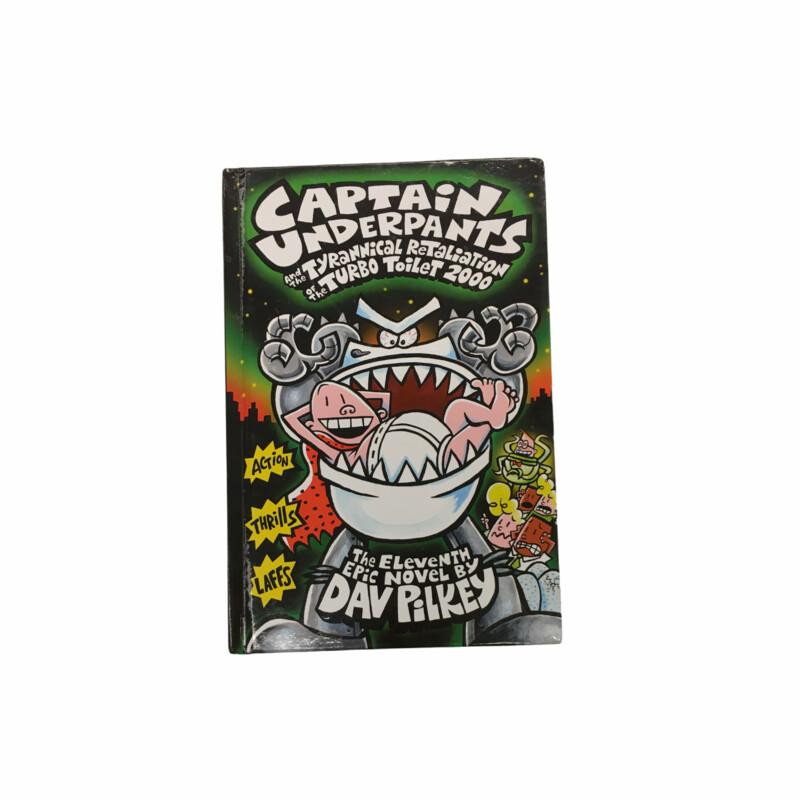 Captain Underpants #11