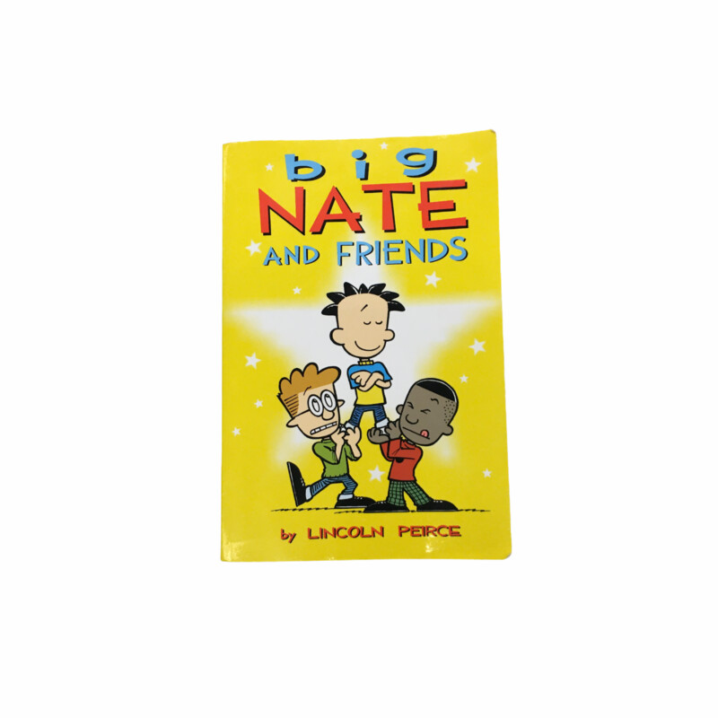 Big Nate And Friends, Book  #resalerocks #books  #pipsqueakresale #vancouverwa #portland #reusereducerecycle #fashiononabudget #chooseused #consignment #savemoney #shoplocal #weship #keepusopen #shoplocalonline #resale #resaleboutique #mommyandme #minime #fashion #reseller                                                                                                                                      Cross posted, items are located at #PipsqueakResaleBoutique, payments accepted: cash, paypal & credit cards. Any flaws will be described in the comments. More pictures available with link above. Local pick up available at the #VancouverMall, tax will be added (not included in price), shipping available (not included in price), item can be placed on hold with communication, message with any questions. Join Pipsqueak Resale - Online to see all the new items! Follow us on IG @pipsqueakresale & Thanks for looking! Due to the nature of consignment, any known flaws will be described; ALL SHIPPED SALES ARE FINAL. All items are currently located inside Pipsqueak Resale Boutique as a store front items purchased on location before items are prepared for shipment will be refunded.