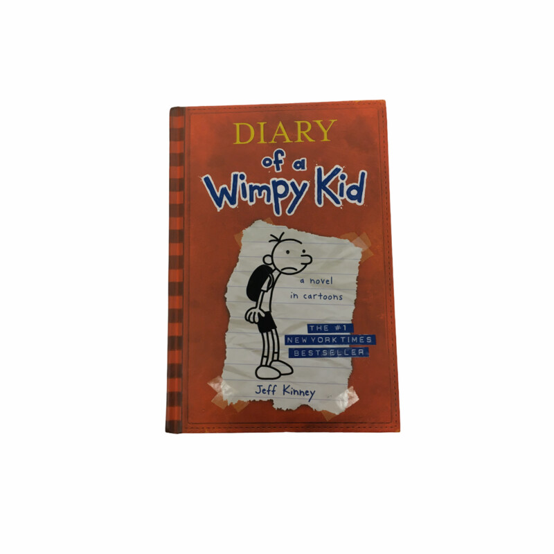 Diary Of A Wimpy Kid #1, Book  #resalerocks #books  #pipsqueakresale #vancouverwa #portland #reusereducerecycle #fashiononabudget #chooseused #consignment #savemoney #shoplocal #weship #keepusopen #shoplocalonline #resale #resaleboutique #mommyandme #minime #fashion #reseller                                                                                                                                      Cross posted, items are located at #PipsqueakResaleBoutique, payments accepted: cash, paypal & credit cards. Any flaws will be described in the comments. More pictures available with link above. Local pick up available at the #VancouverMall, tax will be added (not included in price), shipping available (not included in price), item can be placed on hold with communication, message with any questions. Join Pipsqueak Resale - Online to see all the new items! Follow us on IG @pipsqueakresale & Thanks for looking! Due to the nature of consignment, any known flaws will be described; ALL SHIPPED SALES ARE FINAL. All items are currently located inside Pipsqueak Resale Boutique as a store front items purchased on location before items are prepared for shipment will be refunded.