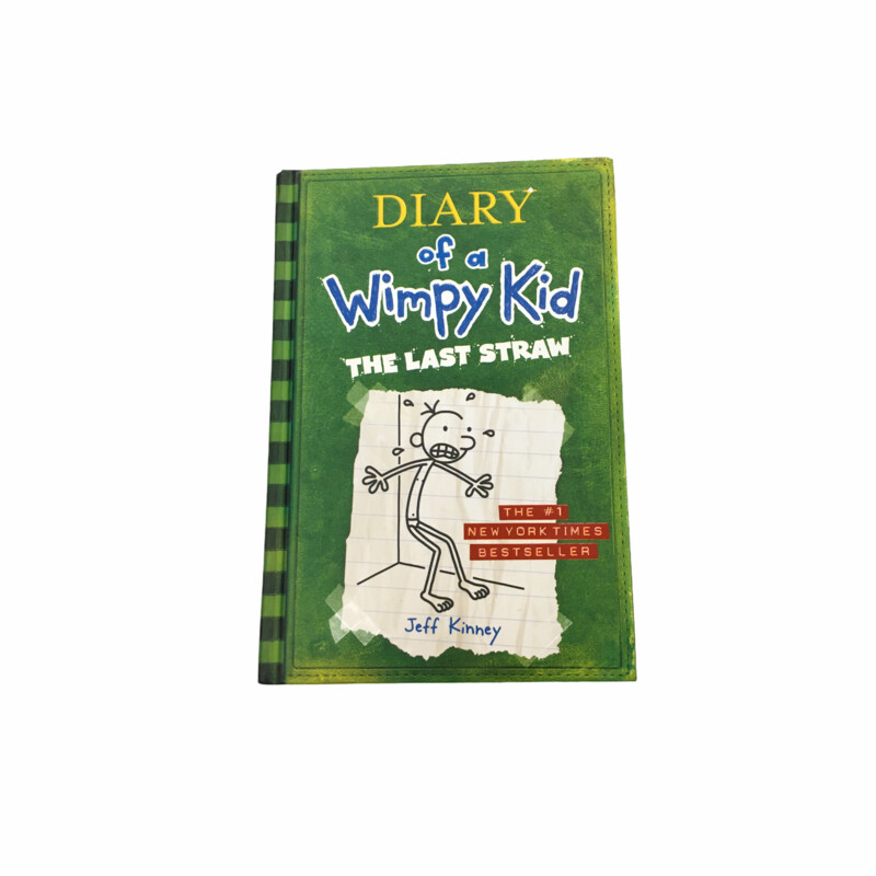 Diary Of A Wimpy Kid #3
