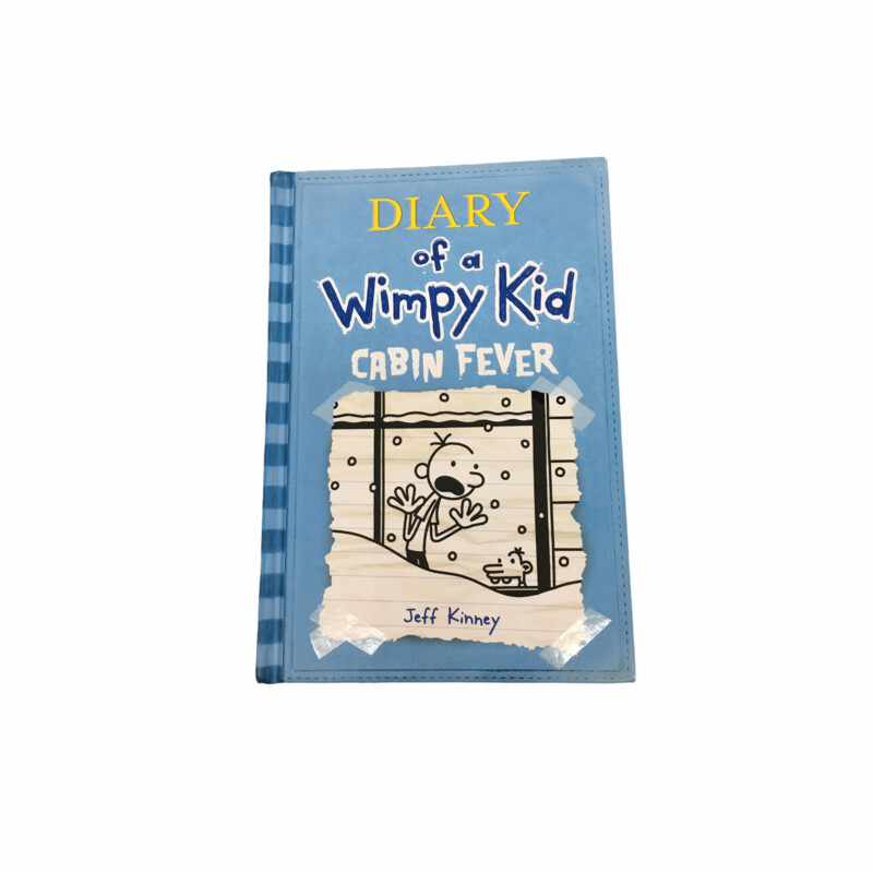 Diary Of A Wimpy Kid #6, Book: Cabin Fever  #resalerocks #books  #pipsqueakresale #vancouverwa #portland #reusereducerecycle #fashiononabudget #chooseused #consignment #savemoney #shoplocal #weship #keepusopen #shoplocalonline #resale #resaleboutique #mommyandme #minime #fashion #reseller                                                                                                                                      Cross posted, items are located at #PipsqueakResaleBoutique, payments accepted: cash, paypal & credit cards. Any flaws will be described in the comments. More pictures available with link above. Local pick up available at the #VancouverMall, tax will be added (not included in price), shipping available (not included in price), item can be placed on hold with communication, message with any questions. Join Pipsqueak Resale - Online to see all the new items! Follow us on IG @pipsqueakresale & Thanks for looking! Due to the nature of consignment, any known flaws will be described; ALL SHIPPED SALES ARE FINAL. All items are currently located inside Pipsqueak Resale Boutique as a store front items purchased on location before items are prepared for shipment will be refunded.