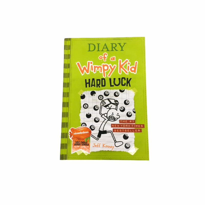 Diary Of A Wimpy Kid #8