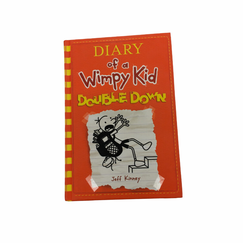 Diary Of A Wimpy Kid #11