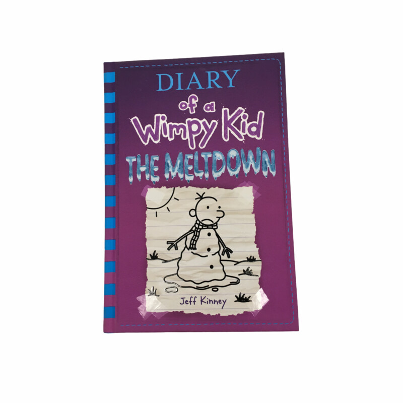 Diary Of A Wimpy Kid #13, Book  #resalerocks #books  #pipsqueakresale #vancouverwa #portland #reusereducerecycle #fashiononabudget #chooseused #consignment #savemoney #shoplocal #weship #keepusopen #shoplocalonline #resale #resaleboutique #mommyandme #minime #fashion #reseller                                                                                                                                      Cross posted, items are located at #PipsqueakResaleBoutique, payments accepted: cash, paypal & credit cards. Any flaws will be described in the comments. More pictures available with link above. Local pick up available at the #VancouverMall, tax will be added (not included in price), shipping available (not included in price), item can be placed on hold with communication, message with any questions. Join Pipsqueak Resale - Online to see all the new items! Follow us on IG @pipsqueakresale & Thanks for looking! Due to the nature of consignment, any known flaws will be described; ALL SHIPPED SALES ARE FINAL. All items are currently located inside Pipsqueak Resale Boutique as a store front items purchased on location before items are prepared for shipment will be refunded.