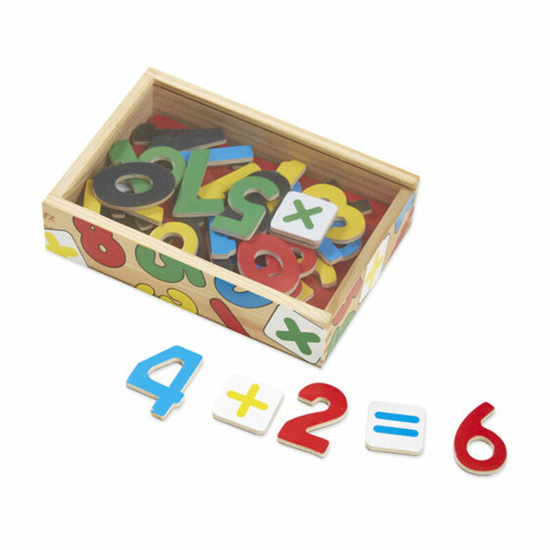 Magnet: Numbers