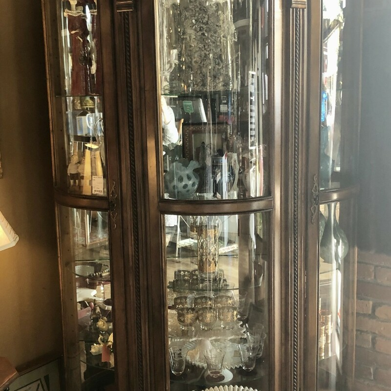 Curved Sides Curio
