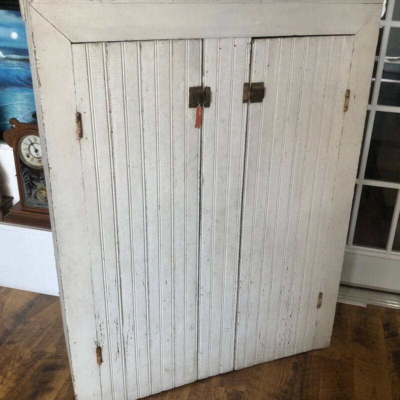 Primative Store Cabinet