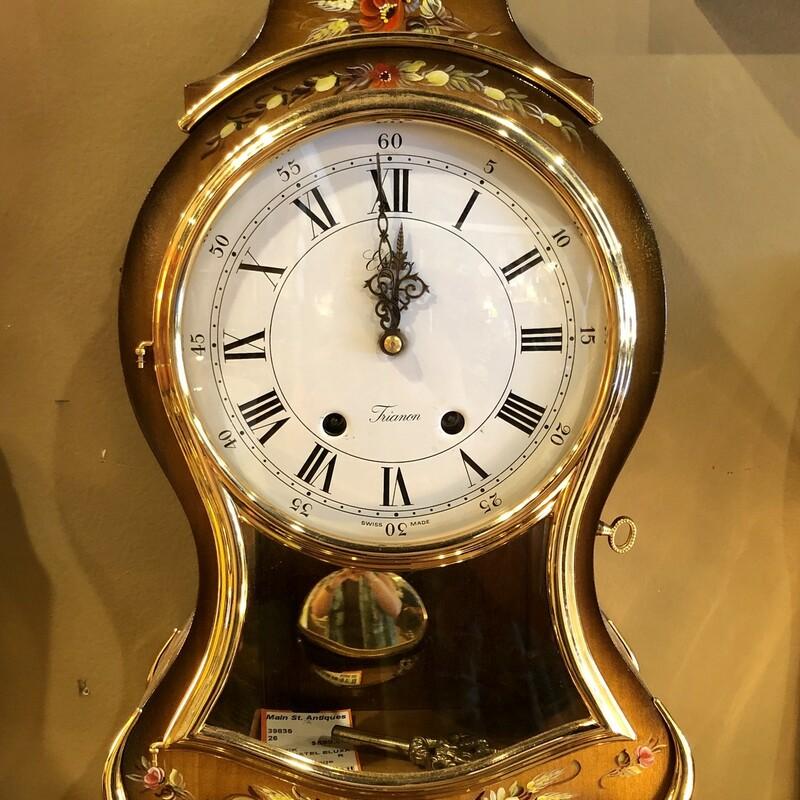 Neuchatel Eluxa Clock