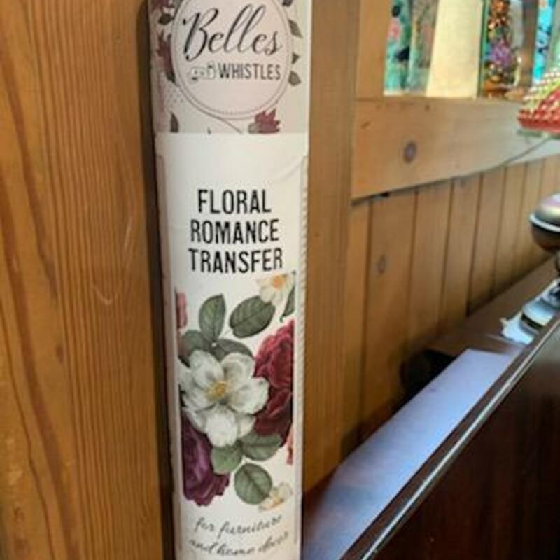 Furniture Transfer- Flora