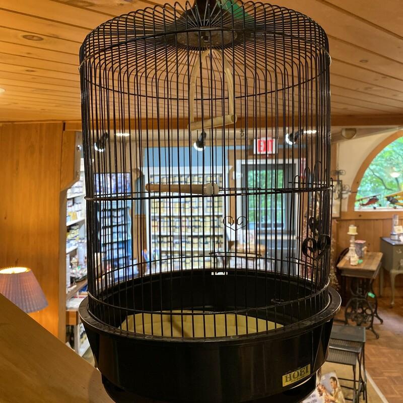 Vtg HOEI Birdcage, None, Size: None