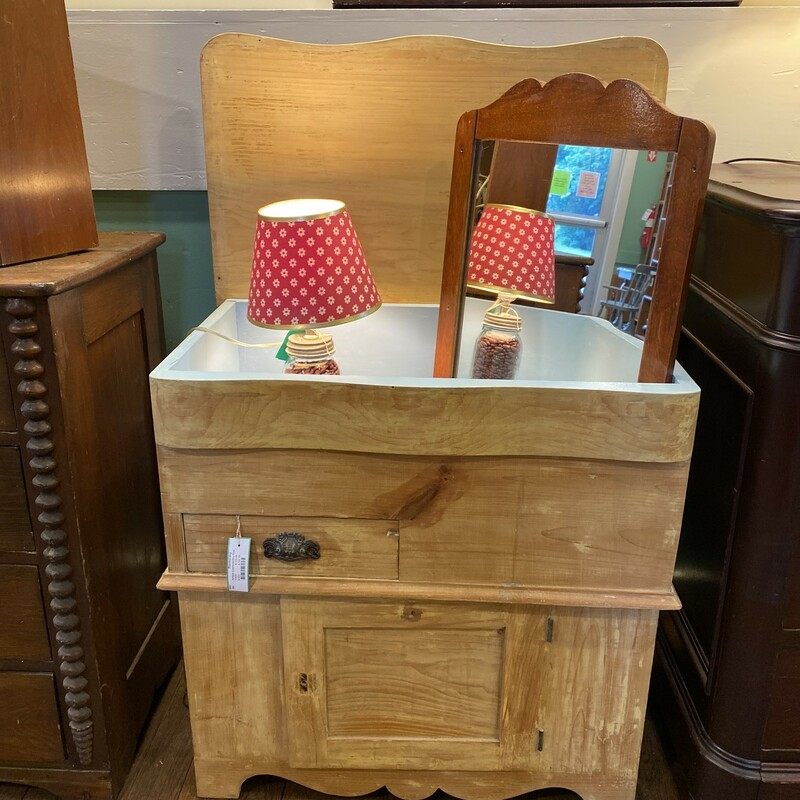 Antique Commode/Dry Sink
