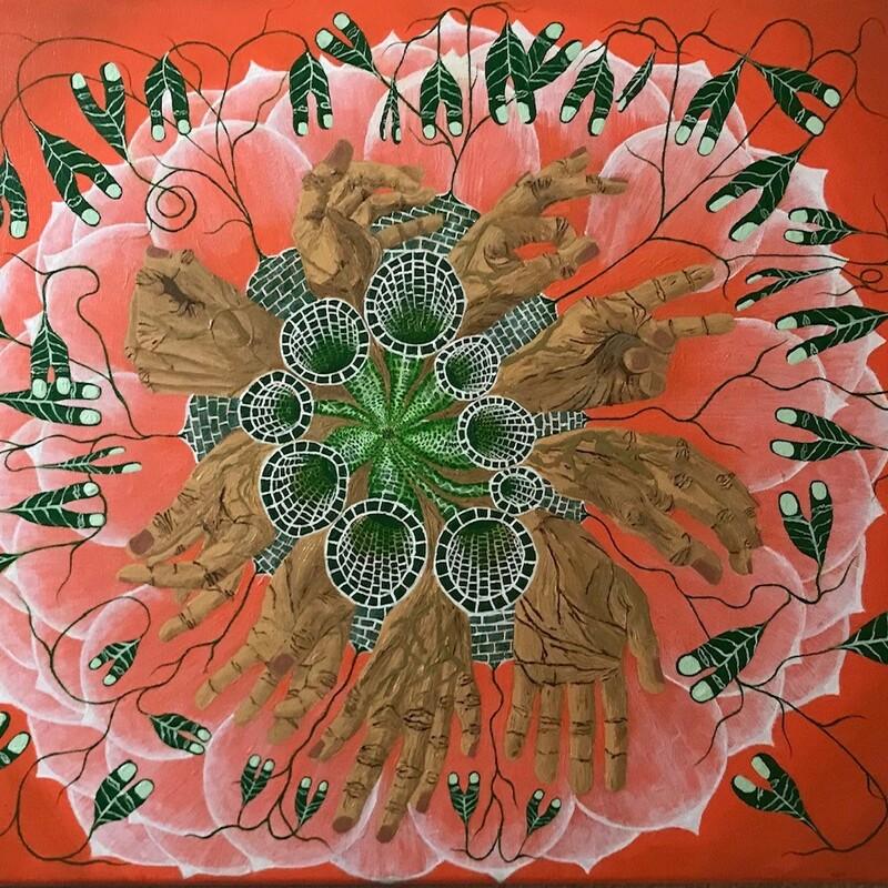 Flower Of Hands