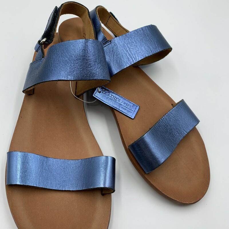 Zara, Slategre, Size: 7.5