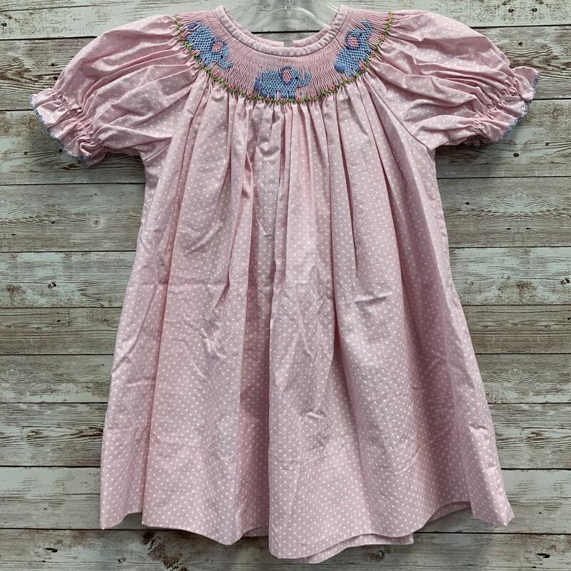 Petit Bebe Smock Dress