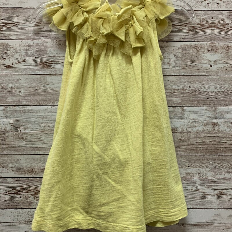 Tea Ruffle Dress