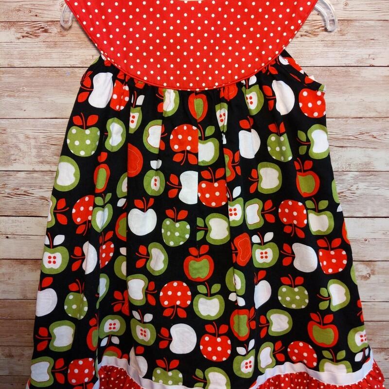Stellybelly Apple Dress