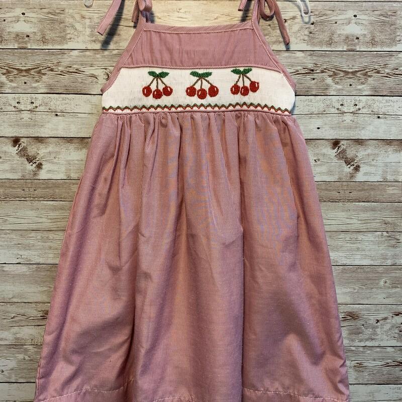 Little Crane Cherry Dress