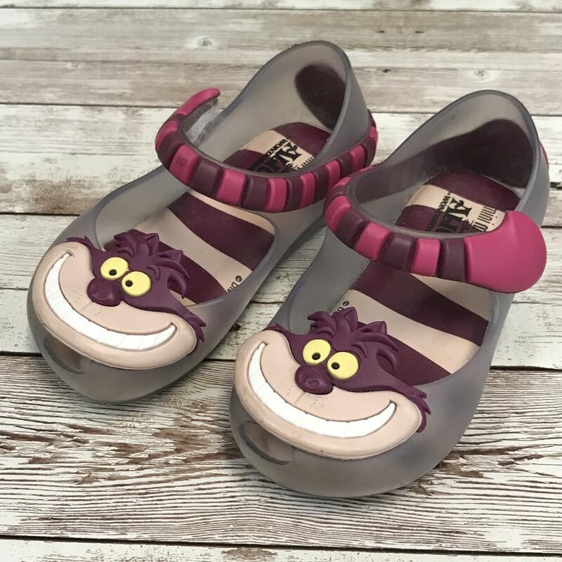 Mini Melissa Alice Shoes