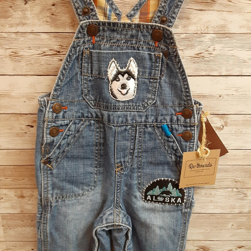 Re-threads Overall