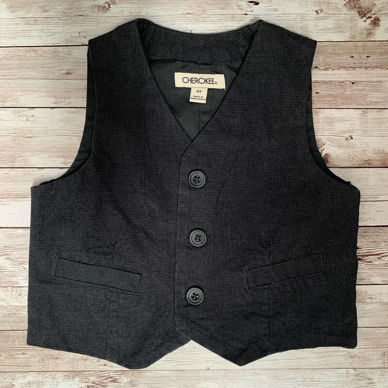 Cherokee NWT Vest