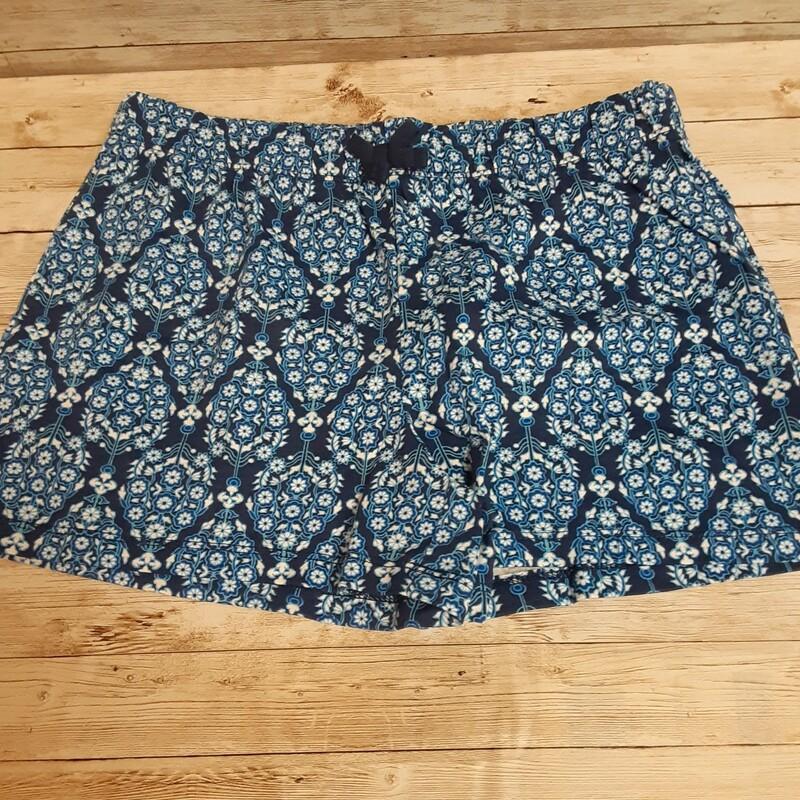 TCP Shorts Print NWT, Blue, Size: 14 Girls