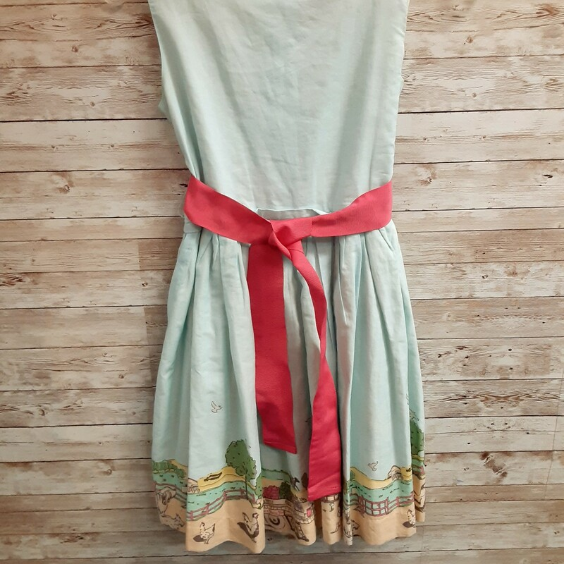 Joules Belted Dress