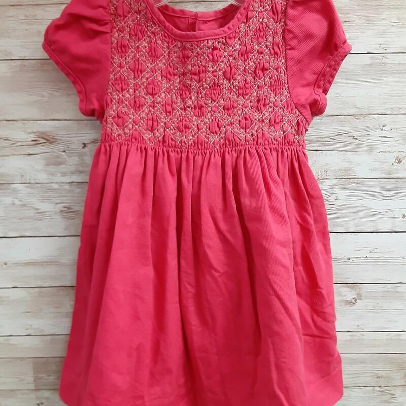 EPK Smocked Dress