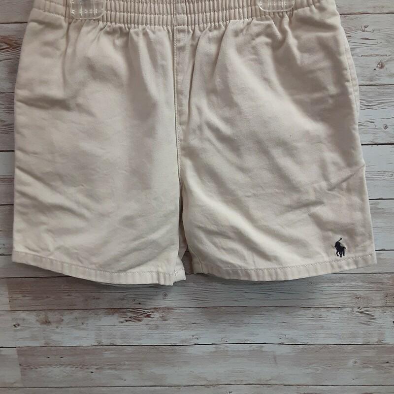 Ralph Lauren Shorts, Tan, Size: 4T Boys